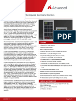 Configured Command Center