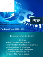 Evolving From 4G to 5G.pptx
