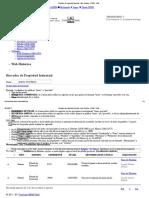 Buscador de Propiedad Industrial - Web Histórico - OEPM - UAM