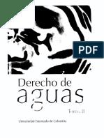 Evolucion y Principios Del Derecho de Aguas Alejandro Vergara Blanco