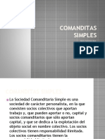 Comanditas simples - Noris Gonzalez.pptx