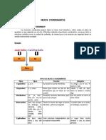 Guía Nexos Coordinantes