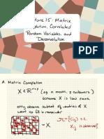15-Matrix Completion, Deconvolution, Random Variables