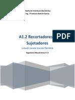 A1.2 Recortadores y Sujetadores