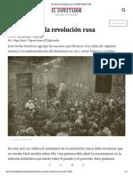 100 años de la revolución rusa _ ELESPECTADOR