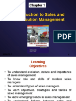 Sales & Distribution Text