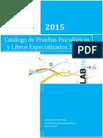 Catalog Ode Prueba s 2015