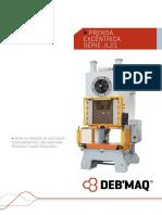 Catalogo Prensa Excentrica Jl 21