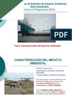 EIA Caracterizacion Impacto Ambiental