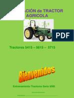 Operacion y Mantenimiento de Tractores Agricolas