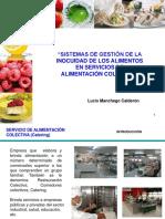 Gestión Inocuidad Alimentos