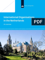International Organisations in the Netherlands