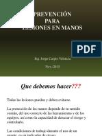 Guantes 03 - Prevencion de Lesiones en Manos