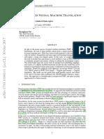 2017 - Unsupervised neural machine translation.pdf