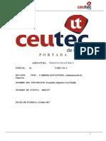 TAREA 1 GERENCIA FINANCIERA I FRANCKLIN CRUZ.docx