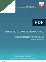 232 05 Derecho Laboral Individual