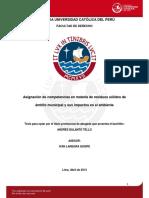 Tesis PUCP - Residuos Sólidos.pdf