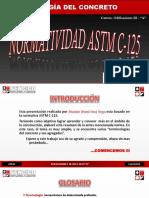 Astm c 125 Normatividad