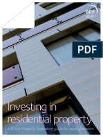 Bpf - Investing in Residential Property – a BPF Guide for Asset Allocators