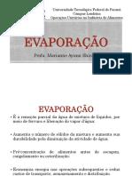 9 - Evaporacao