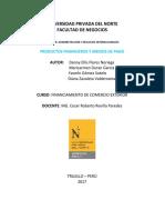 Informe Parcial Grupal Productos Financieros