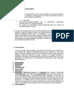 Clases de Moluscos Extintos _exposición de Hidrobiológicos