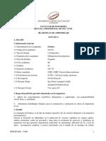 SPA - Estatica 2017-II