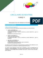 Circulaire Rentree 2017_140917