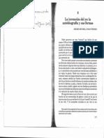 La invención del Yo. La autobiografía y sus formas - Jerome Bruner.pdf