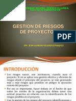 8. Gestion de Riesgos Del Proyecto