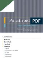 Glandula Paratiroides Endocrino