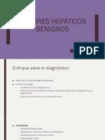 Tumores hepáticos benignos