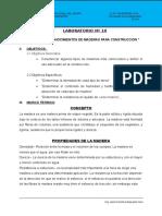 LABORATORIO Nº 10(Madera) Sin Anexos