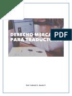 Derecho Mercantil Para Traductores