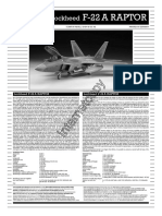 80-4386_Revell Lockheed F-22A RAPTOR Build Manual