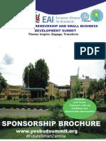 Sponsorship Opportunities
