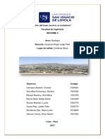 Informe 2 Geologia Final f