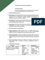 Caso Industria de Autopartes San Pedro Sa111111