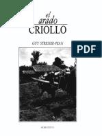 El Arado Criollo