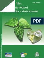 Efeito do Nim (Azadirachta indica) sobre Oídio e Antracnose