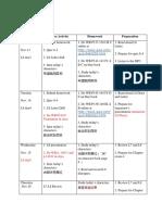 Week12 Schedule 3