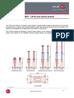 Equipment Data Sheet Lift n Lock