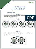 Configuración de FP 111-2 11