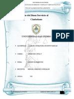 Examen de Derecho Laboral (1)