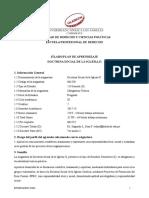 Derecho DSI II