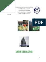 Region de Los Andes Und IV (Trabajo)