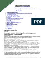 Deontologia Medicina Legal