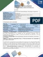 Ejercicios Asignados Fase 1 (Anexo 2)