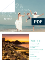 47 Formas de Disfrutar de Las Vacaciones Escolares en Río