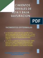 270425925-Yacimientos-Epitermales-de-Alta-y-Baja-Sulfuracion.pptx